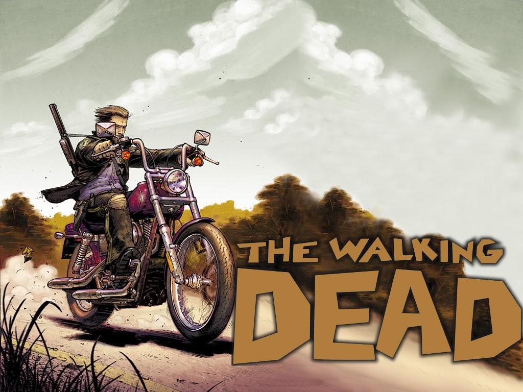 The Walking Dead Comic Character Wallpaper Walking Dead Comic Book