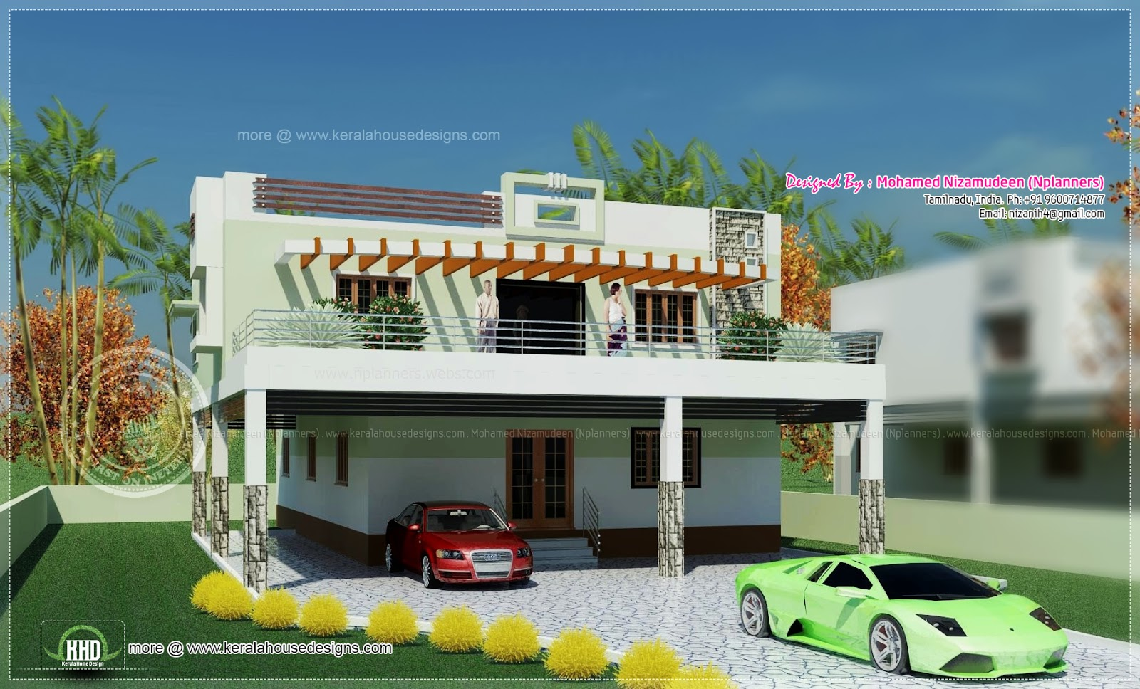 2334 sq ft south indian home design kerala home design