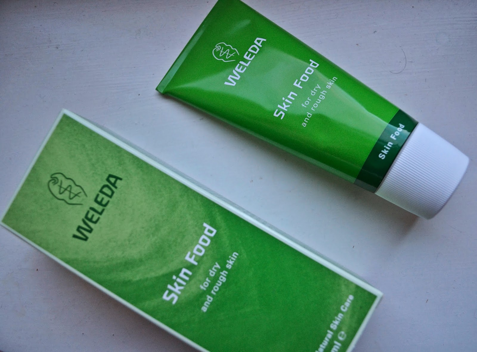 Weleda Skin Food Review - Beauty by Eff