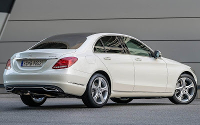 Novo Mercedes Classe C 2015 Branco