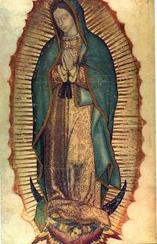 Jungfrun av Guadalupe