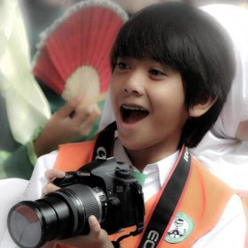 NEW! Foto Iqbal Coboy Junior Terbaru 2014 PalingBaru