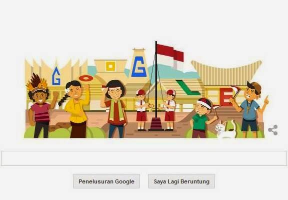 Dirgahayu Indonesia Raya ke 69 tahun