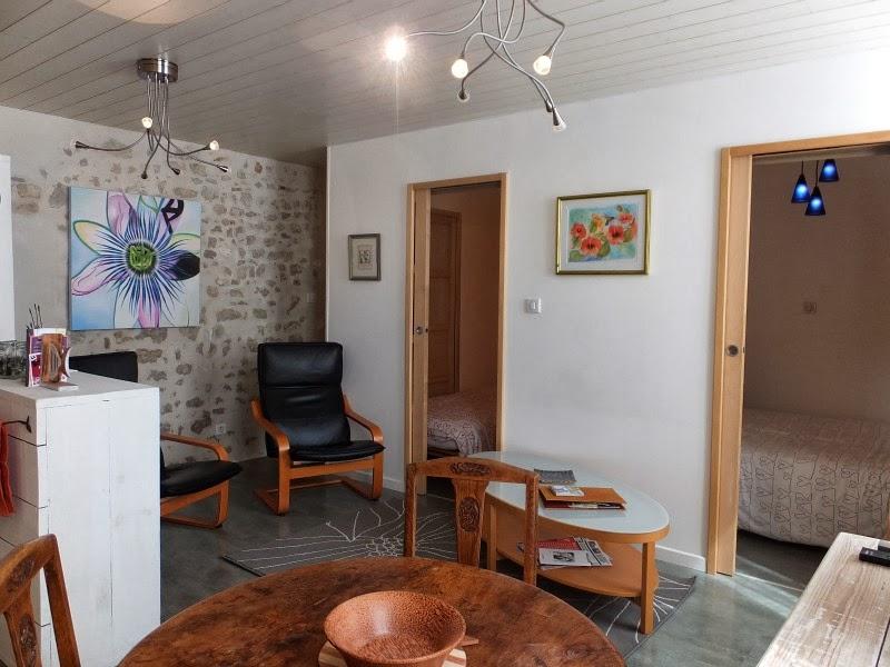 passiflora villa chambres d 39 h tes cogite en charente. Black Bedroom Furniture Sets. Home Design Ideas