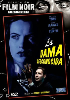 La Dama Desconocida | 1944 | Phantom Lady