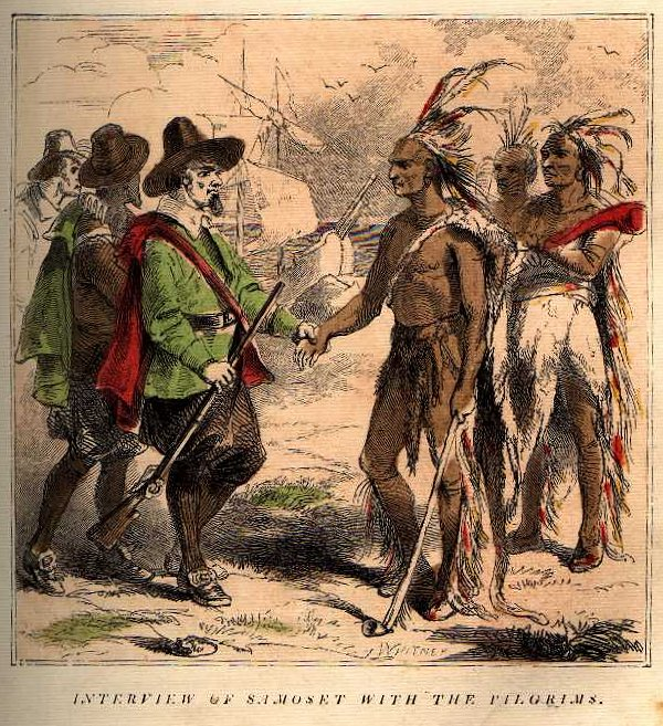 massachusetts colony native american relationship quotes