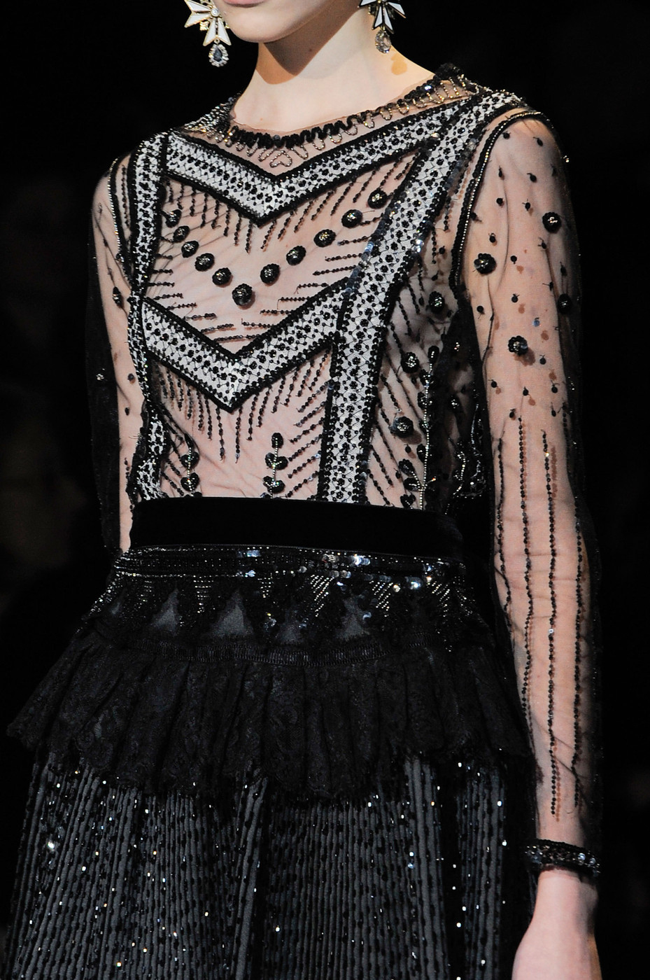 Alberta Ferretti Fall/Winter 2013