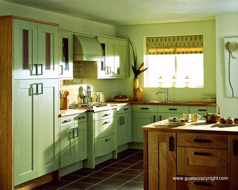 Arquitectura de casas consejos para elegir colores de for Colores para gabinetes de cocina
