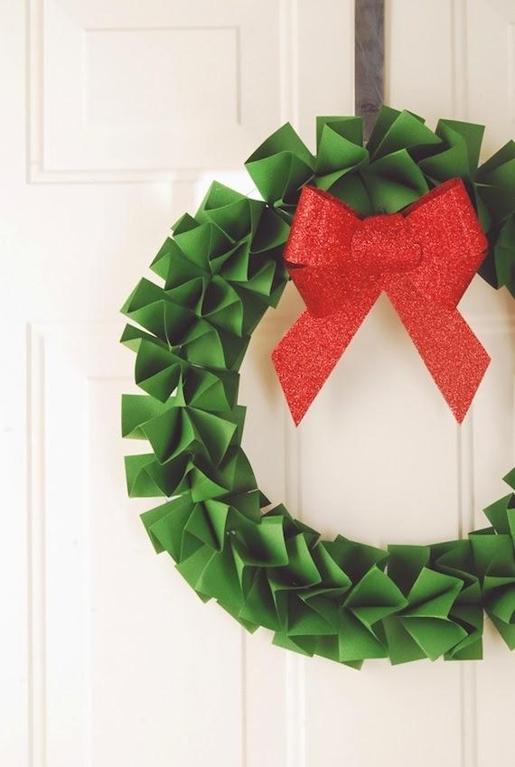 Hablamos de dise o te apuntas decoraci n navide a casera - Decoracion navidena casera ...