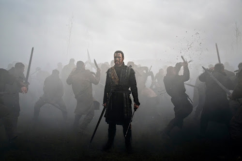 Macbeth: Ambição & Guerra.