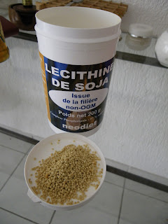 Lecithin as an emulsifier - part I, how to dissolve lecithin granules