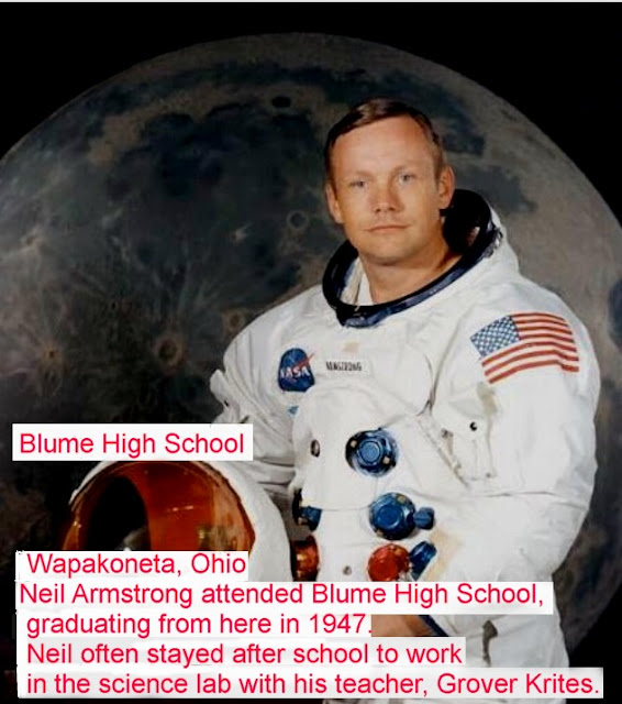 neil armstrong education - photo #7