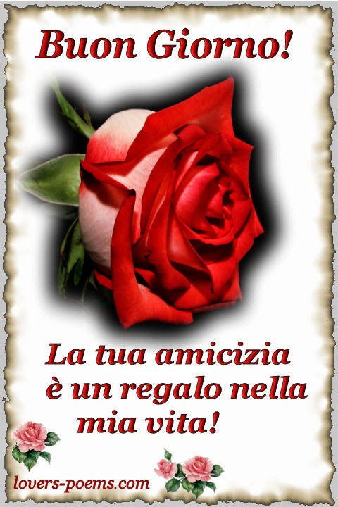 Messaggi frasi poesie d 39 amore buon giorno ti voglio for Immagini del buongiorno bellissime