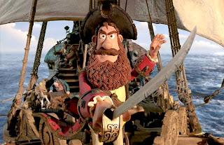 """Cena da animação """"Piratas Pirados!"""""""
