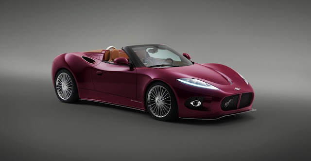 Spyker B6 Venator Spyder: Possibly the Most Beautiful Convertible Ever