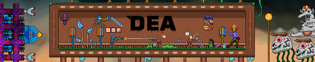 DEA Game Development Blog