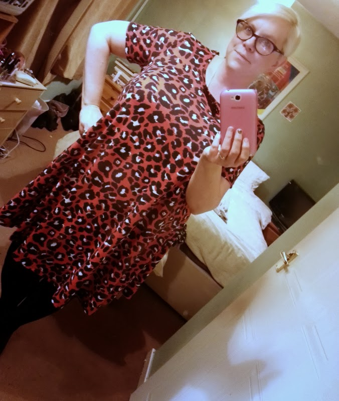 Body Confidence Week January 2014 Day 6 Natty Nikki Plus Size Blogger