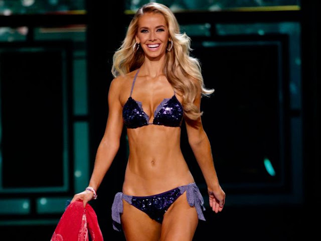 Miss Oklahoma Olivia Jordan took home the 2015 Miss USA crown