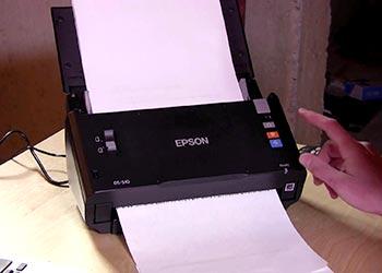 Epson DS-510 price