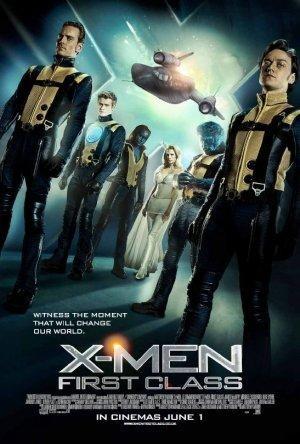 X-Men: Primera generación HD