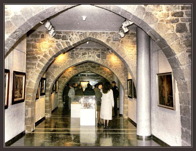 MANRESA-EXPOSICIONES-PINTURA-ERNEST DESCALS-LA PLANA-HISTORIA-PINTOR-
