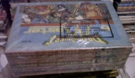 Komik Dragon Quest Master Rajawali Grafiti Bekas