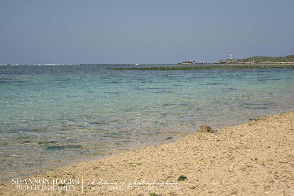 Okinawa East China Sea by Shannon Hager Photography