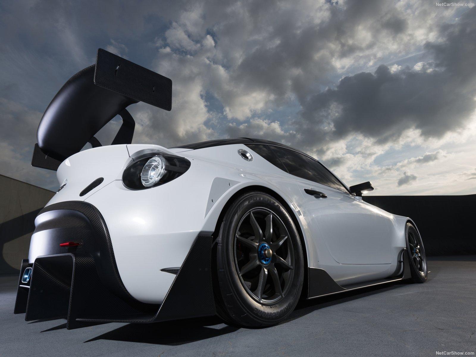 Hình ảnh xe ô tô Toyota S-FR Racing Concept 2016 & nội ngoại thất