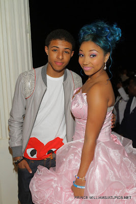 Tiny throw arabian nights themed sweet 16 for daughter zonnique