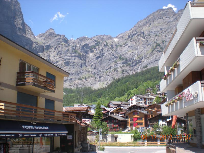 Leukerbad Switzerland  City pictures : Jim & Paula Switzerland: Leukerbad Thermal Baths
