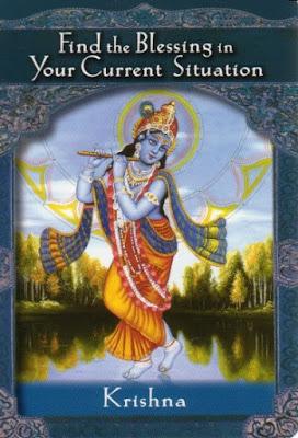 Doraeen Virtue Ascended Divine Master Sri Kirshna teachings, Oracle Card Readings