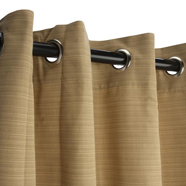 Bamboo Outdoor Curtain1