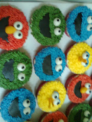 Funky Cup Cakes