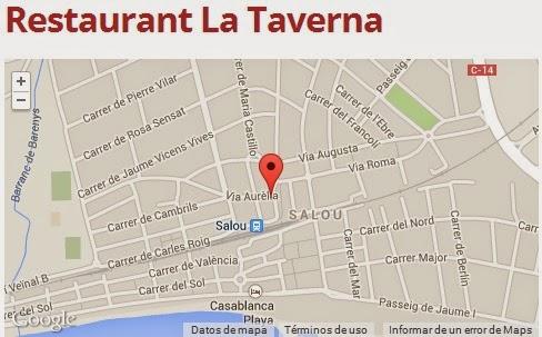 Restaurant La Taverna - Salou