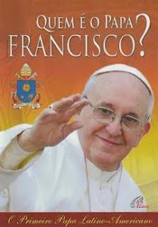 Quem é o Papa Francisco? - DVDRip Dual Áudio