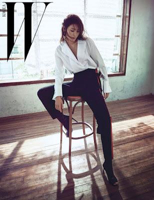 Kim Soo Hyun W January 2016