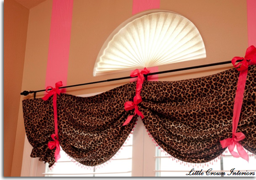 cheetah print bedroom ideas via