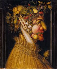 Summer, Giuseppe Archimboldo (1573)