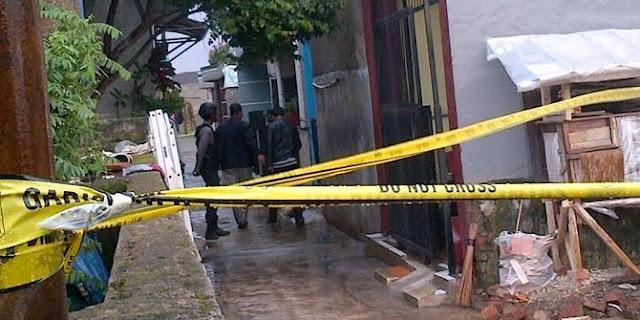 Terduga teroris di Bandung bagian dari kelompok Solo