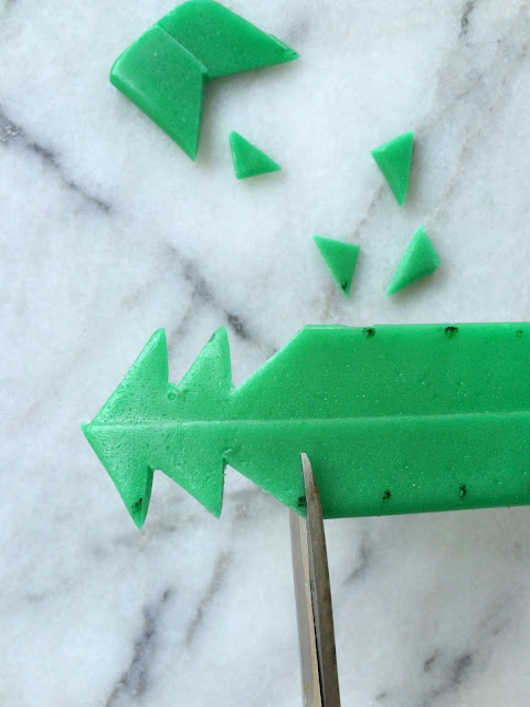 DIY Candy Christmas Trees | www.jacolynmurphy.com