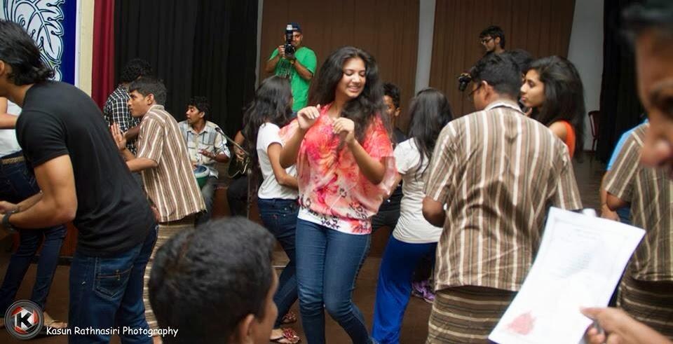 Shanudri Priyasad back