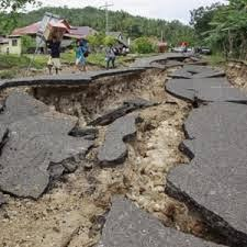 Pengertian Gempa bumi menengah