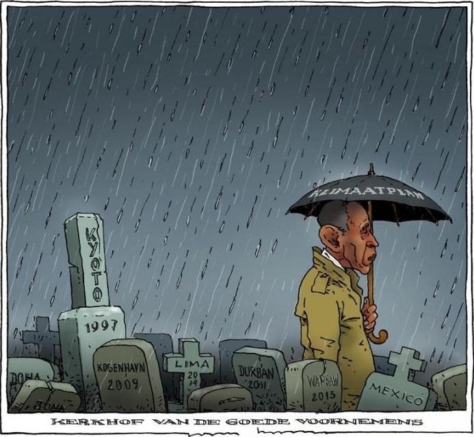 Joep Bertrams: Klimaatplan Obama.