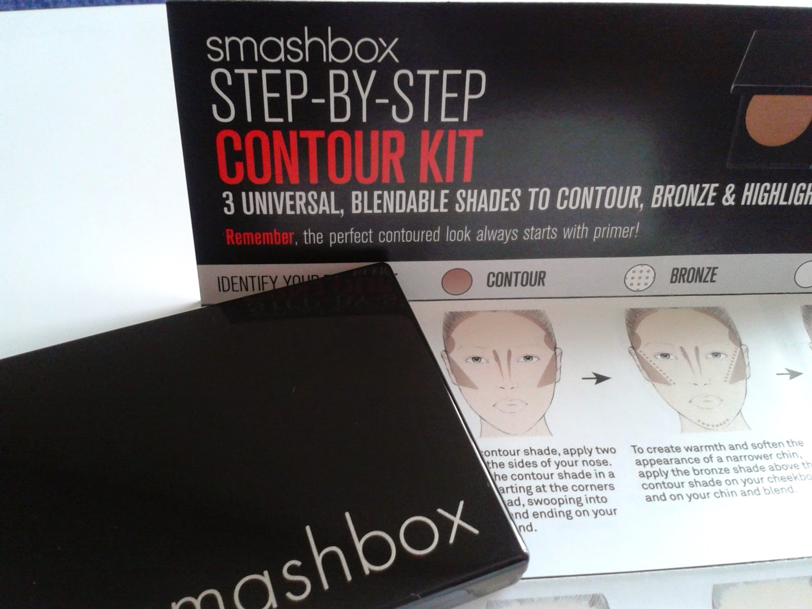 Makeup School Smashbox Limoni