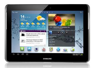 Info Harga Samsung Galaxy Tab Terbaru 2013