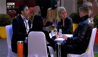 Indulatos vacsora Kinga és Attila között