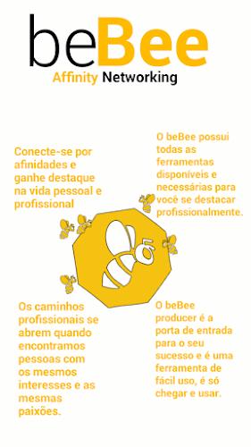 Rede social e profissional beBee: Onde seus caminhos profissionais se abrem!!