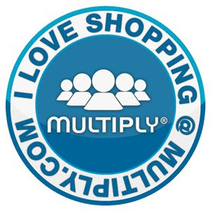 I love shopping @shopatmultiply