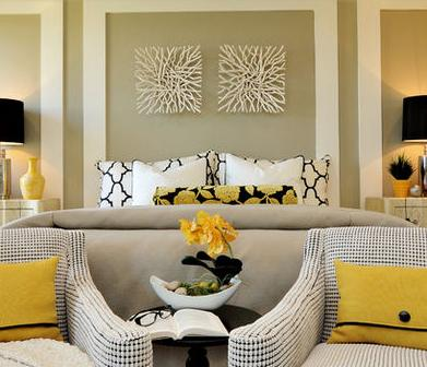 Decorar habitaciones pintura dormitorios matrimonio - Pintura de dormitorios matrimoniales ...