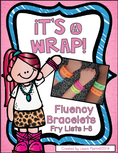 http://www.teacherspayteachers.com/Product/Its-A-Wrap-Fry-Fluency-Bracelets-1205878